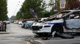 Policiers brûlés à Viry-Châtillon : les 13 jeunes de retour aux assises