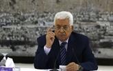 Le président palestinien publie un décret portant sur la création d'une