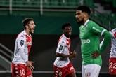 Ligue 1 : Monaco étrille Saint-Etienne et met la pression sur Lyon et le PSG