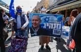 En Israël, dernière ligne droite d'une élection en mode vaccination