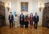 L'Argentine et l'ASEAN renforcent leurs liens de coopération