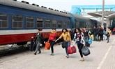 Priorité à l'investissement dans deux tronçons de la voie ferrée à grande vitesse Nord-Sud
