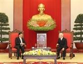 Cultiver les relations de solidarité spéciale entre le Vietnam et le Laos