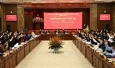 Dix programmes pour mettre en œuvre la Résolution du XIIIe Congrès national du Parti