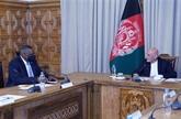 Rencontre à Kaboul entre le président afghan et le secrétaire américain à la Défense