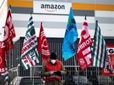 Italie : les salariés d'Amazon en grève pour de meilleures conditions de travail