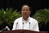 La Commission de contrôle demande d'expulser un ex-responsable de HCM-Ville
