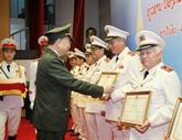 La coopération entre les forces de police consolide la solidarité spéciale Vietnam - Laos