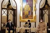 Le PM thaïlandais souligne son partenariat stratégique avec le Vietnam