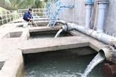 Appel à l'action pour exploiter durablement les ressources en eau
