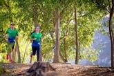 Courir pour la promotion du tourisme vert
