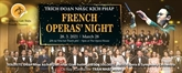 Un spectacle musical français en ouverture de la saison 2021 du HBSO