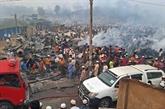 Au moins six morts dans l'incendie d'un camp de Rohingyas