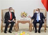 Le Premier ministre reçoit l'ambassadeur d'Autriche
