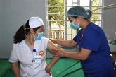 Près de 38.000 personnes ont été vaccinées contre le COVID-19