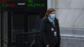 Wall Street termine en berne, inquiète pour le rythme de la reprise mondiale