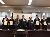 Quatre Vietnamiens honorés en tant qu'excellents travailleurs étrangers au Japon