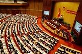 Améliorer l'efficacité des activités parlementaires au cours de la prochaine législature