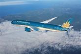 Vietnam Airlines prévoit d'ouvrir une ligne directe vers les États-Unis