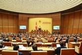 AN : présentation de trois rapports importants de la XIVe législature