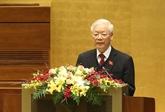 Félicitations des 50 ans de l'établissement des relations diplomatiques Vietnam - Chili