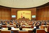 AN : poursuite de débats sur les rapports de travail de la XIVe législature