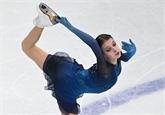Shcherbakova mène la danse, Trusova distancée