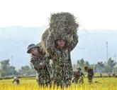 Les jeunes militaires œuvrent pour la Nouvelle ruralité