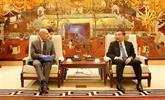 Renforcer la coopération entre Hanoï et les localités italiennes