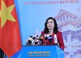 Le Vietnam demande à la Chine de cesser de violer sa souveraineté en Mer Orientale