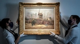 Van Gogh, Picasso et Hockney au cœur d'enchères exceptionnelles à Paris et à Londres