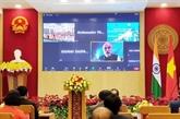 Khanh Hoà promeut sa coopération avec l'Inde