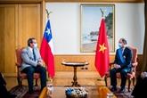 Célébration des 50 ans des relations diplomatiques Vietnam - Chili