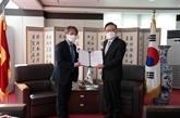 Le consul général honoraire à Busan-Kyeongnam poursuit ses contributions