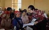 Aide de la BM pour promouvoir l'égalité des sexes au Vietnam