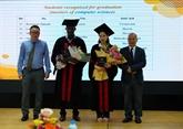 Rentrée académique de l'Institut francophone international à Hanoï