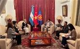 L'agence de presse Télam souhaite renforcer la coopération avec la VNA