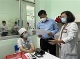 Hô Chi Minh-Ville prête pour la vaccination contre le COVID-19 à grande échelle
