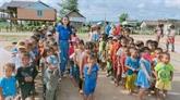 Une enseignante au grand cœur mobilisée pour les élèves défavorisés