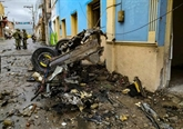 Colombie : un attentat à la voiture piégée fait 43 blessés