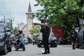 Une cathédrale indonésienne visée par un attentat suicide après la messe des Rameaux