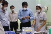 COVID-19 : le Vietnam signale trois nouveaux cas importés
