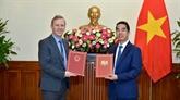 L'ALE Vietnam-Royaume-Uni entrera en vigueur le 1er mai 2021