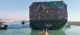 Les exportateurs vietnamiens mis en garde contre les impacts du blocage dans le canal de Suez