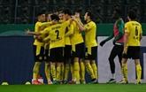 Coupe dAllemagne : Dortmund bat MGladbach et jouera les demi-finales
