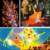 Bientôt à Paris, une exposition de peinture d'une jeune artiste vietnamienne