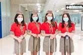 Vietjet certifiée avec la note globale la plus élevée sur la prévention du COVID-19