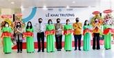 Inauguration du bureau de service pour soutenir les femmes migrantes rapatriées