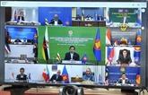 La 27e conférence restreinte des ministres de l'Économie de l'ASEAN