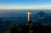 À Rio, le Christ rédempteur fait peau neuve pour son 90e anniversaire